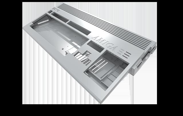 New Amiga 1200 cases – A1200 NET